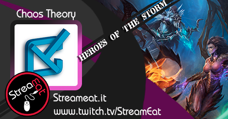 I Chaos Theory sono un clan orientato ai MOBA ed in particolare ad Heroes of the Storm!