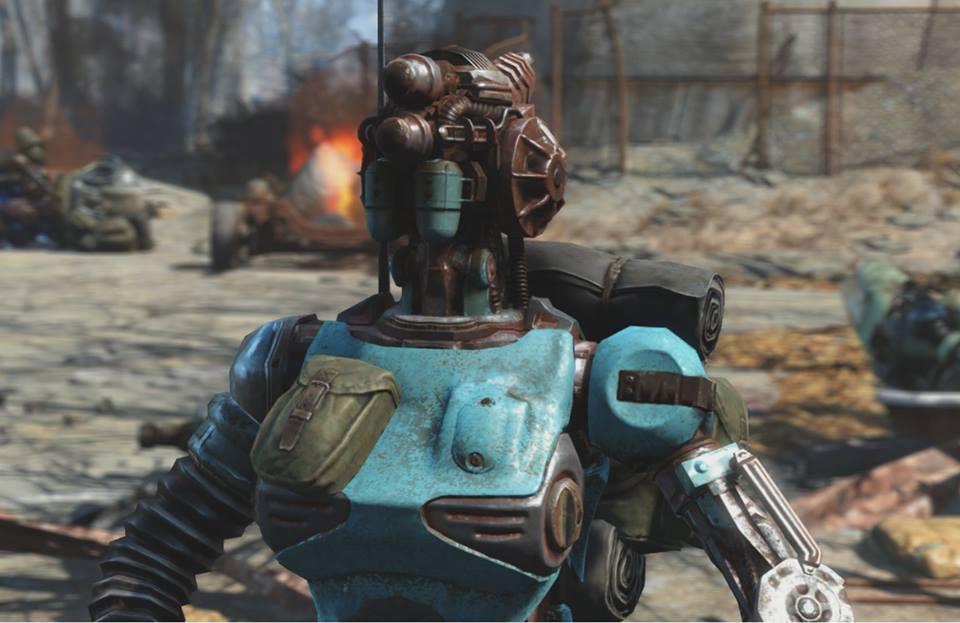 fallout-automatron