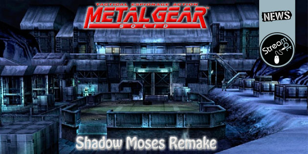 shadow moses primo video ufficiale streameat